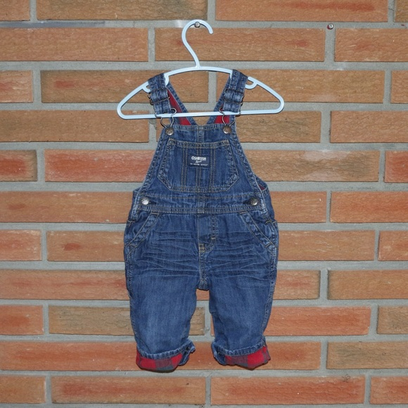 3/$10 • Baby OshKosh Overalls